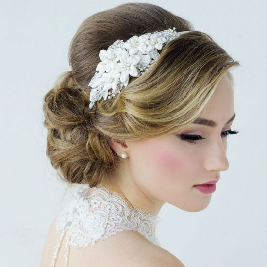 Crystal Wedding Hair Accessories Bridal Hair Accessories Vintage